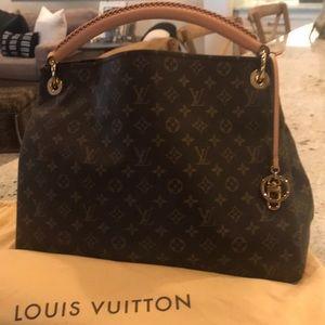 Louis Vuitton Artsy Tote